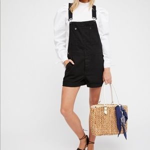 Free People Relaxed Boyfriend Shortall